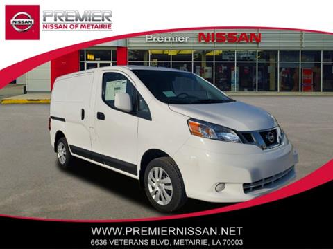 2019 Nissan NV200 for sale in Metairie, LA