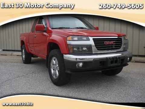 2010 GMC Canyon for sale in New Haven, IN