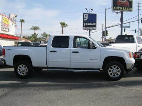 2012 GMC Sierra 2500HD for sale in Norco, CA