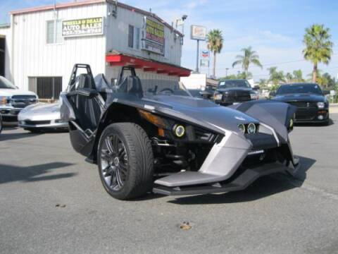 2016 Polaris Slingshot for sale in Norco, CA