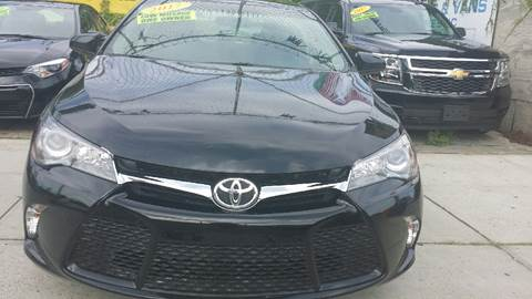 2017 Toyota Camry for sale in Jamaica, NY