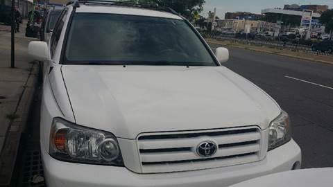 2007 Toyota Highlander for sale in Jamaica, NY