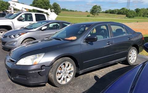 2007 Honda Accord for sale in Campbellsville, KY
