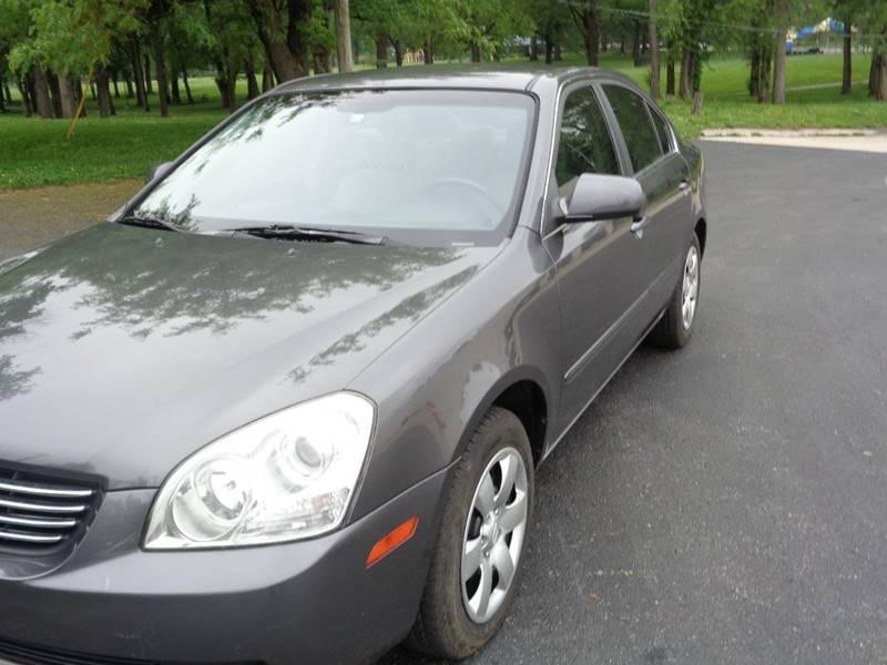 2008 Kia Optima LX 4dr Sedan (2.4L I4 5A) - Kansas City MO