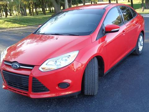2014 Ford Focus for sale in Kansas City, MO