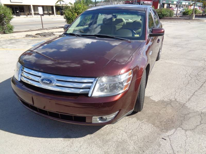 Ford Taurus Sel Dr Sedan Kansas City Mo