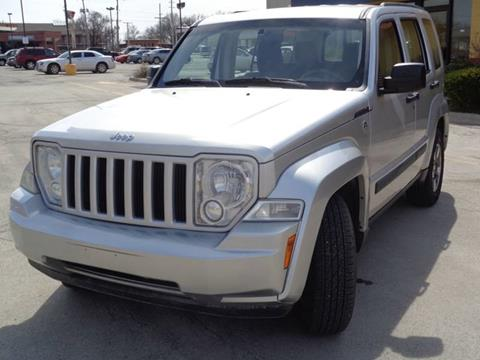 2008 Jeep Liberty for sale in Kansas City, MO