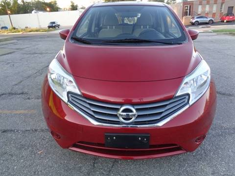 2015 Nissan Versa Note for sale in Kansas City, MO