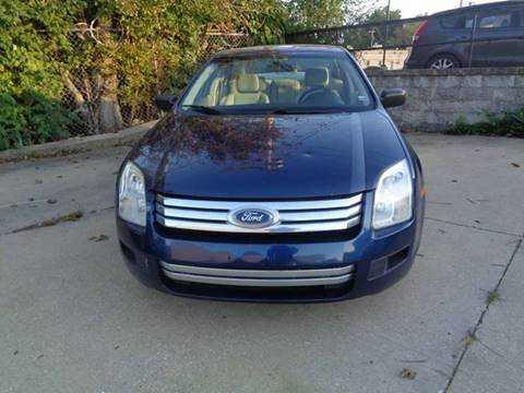 2007 Ford Fusion for sale in Kansas City, MO