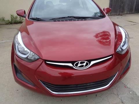 2015 Hyundai Elantra for sale in Kansas City, MO