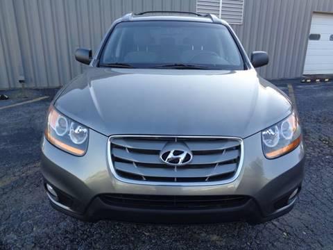 2011 Hyundai Santa Fe for sale in Kansas City, MO
