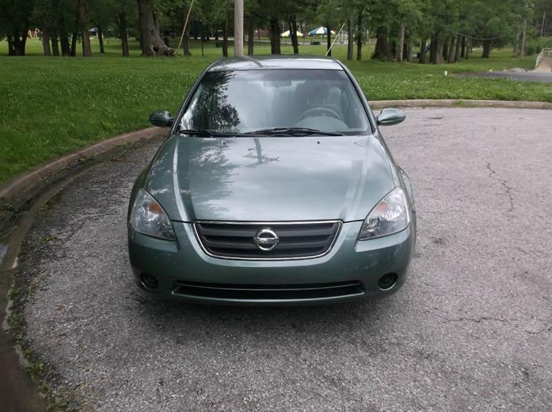2004 Nissan Altima 2.5 S 4dr Sedan   Kansas City MO