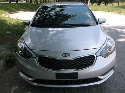 2015 Kia Forte for sale at Royal Auto Sales KC in Kansas City MO