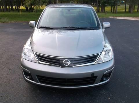 2012 Nissan Versa for sale in Kansas City, MO
