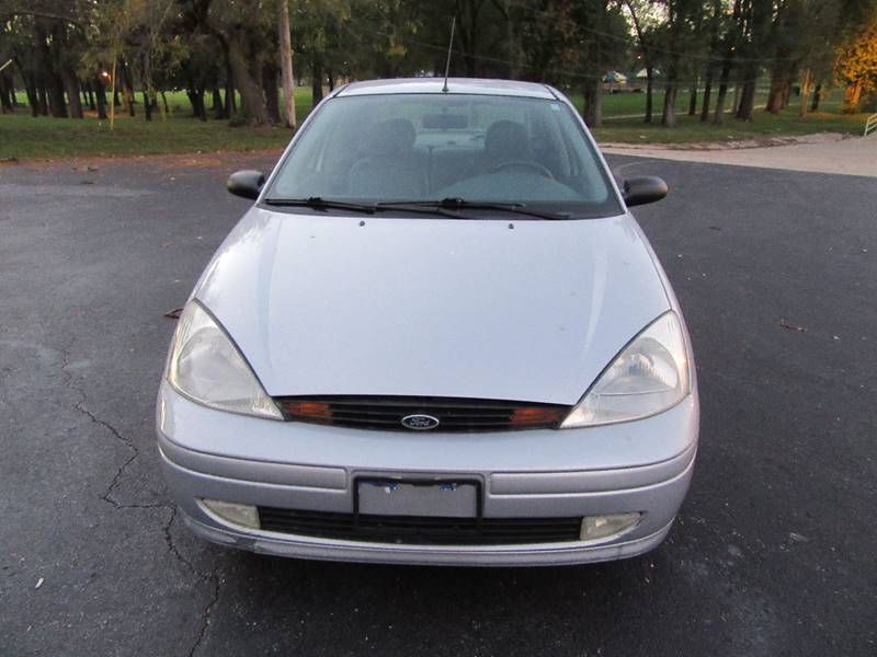2001 Ford Focus for sale at Royal Auto Sales KC in Kansas City MO
