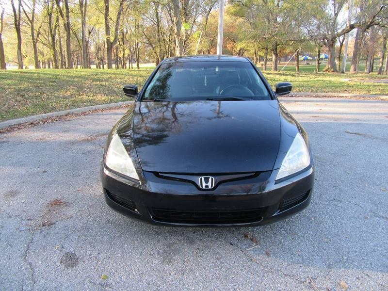 2003 Honda Accord EX V 6 2dr Coupe W/Navi   Kansas City MO
