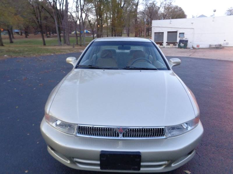 2001 Mitsubishi Galant for sale at Royal Auto Sales KC in Kansas City MO