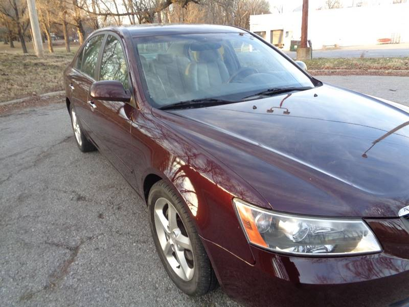 2006 Hyundai Sonata LX 4dr Sedan - Kansas City MO