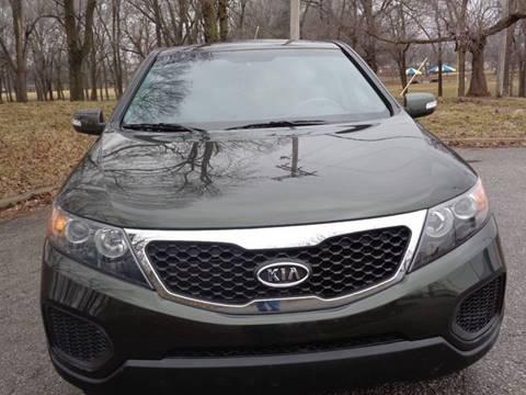 2011 Kia Sorento for sale at Royal Auto Sales KC in Kansas City MO