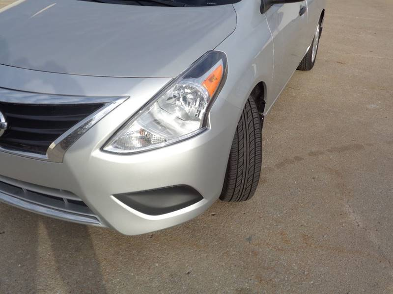 2015 Nissan Versa 1 6 S 4dr Sedan 4A In Kansas City MO