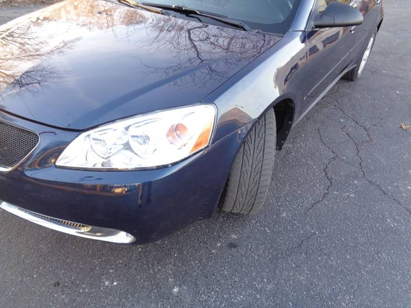 2008 Pontiac G6 4dr Sedan - Kansas City MO