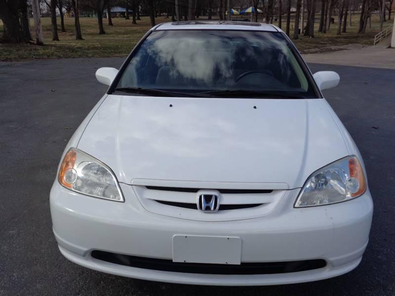 2003 Honda Civic for sale at Royal Auto Sales KC in Kansas City MO