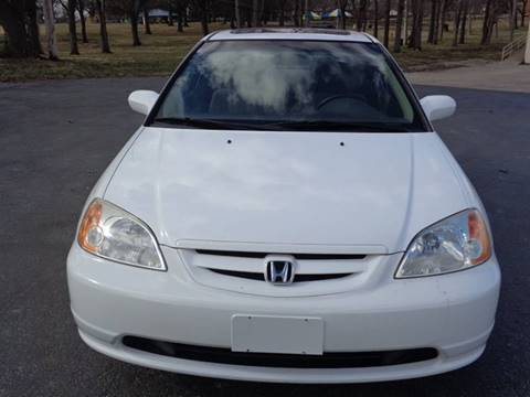 2003 Honda Civic for sale at Royal Auto Sales KC in Kansas City MO