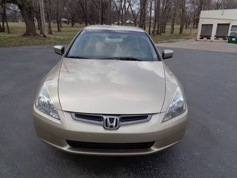 2004 Honda Accord for sale at Royal Auto Sales KC in Kansas City MO
