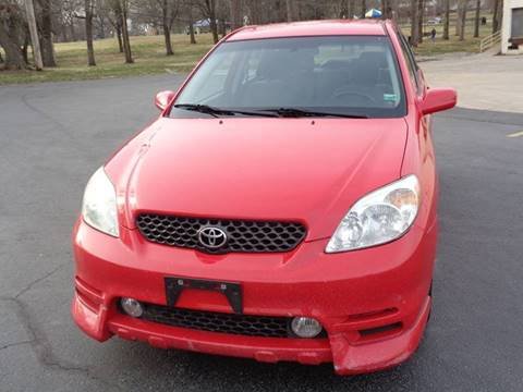 2003 Toyota Matrix for sale at Royal Auto Sales KC in Kansas City MO