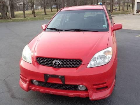 2003 Toyota Matrix for sale at Royal Auto Sales KC in Kansas City MO
