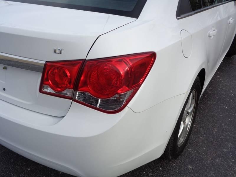 2014 Chevrolet Cruze 1LT Auto 4dr Sedan w/1SD - Kansas City MO