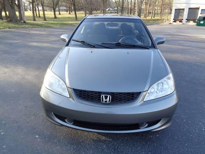 2005 Honda Civic EX 2dr Coupe   Kansas City MO