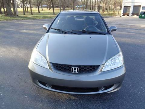 2005 Honda Civic for sale at Royal Auto Sales KC in Kansas City MO