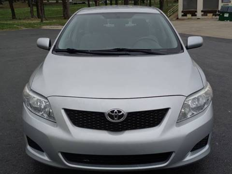 2009 Toyota Corolla for sale at Royal Auto Sales KC in Kansas City MO