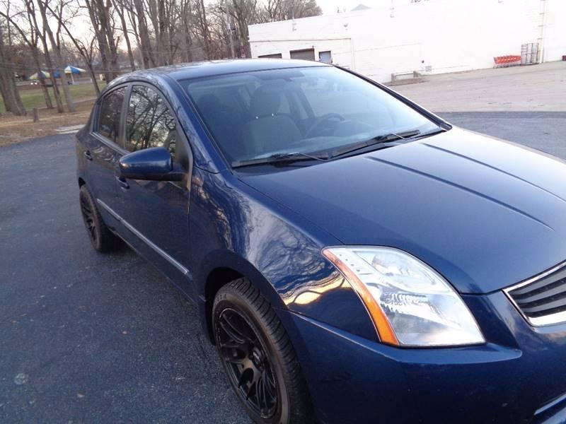 2012 Nissan Sentra 2.0 S 4dr Sedan - Kansas City MO