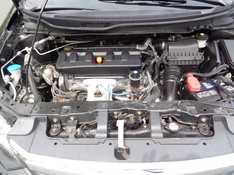 2012 Honda Civic LX 4dr Sedan 5A - Kansas City MO
