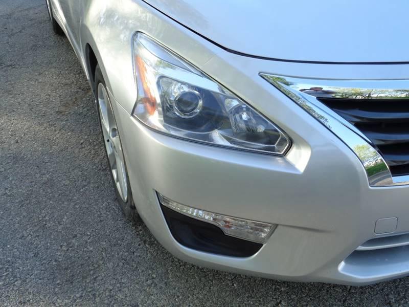 2014 Nissan Altima 2.5 SV 4dr Sedan - Kansas City MO