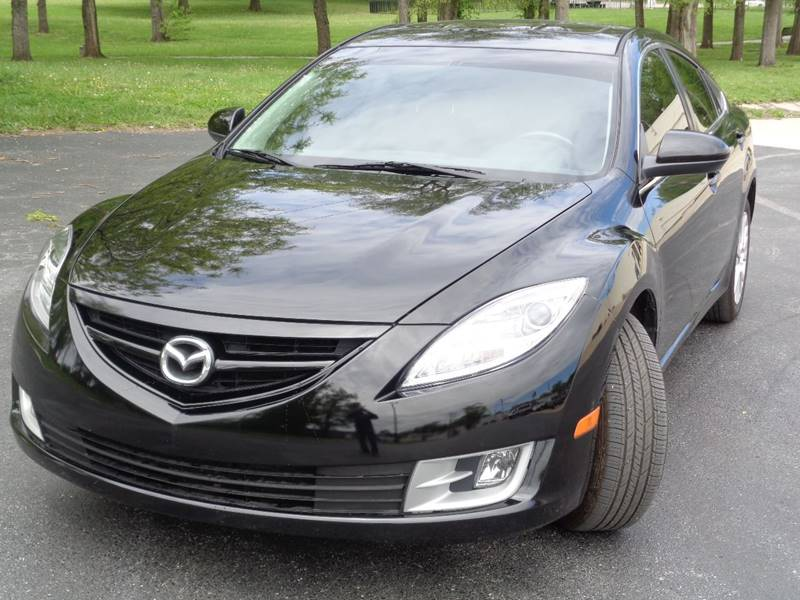 2009 Mazda MAZDA6 i Grand Touring 4dr Sedan 5A - Kansas City MO