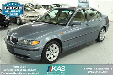 2002 BMW 3 Series for sale in Kensington, MD