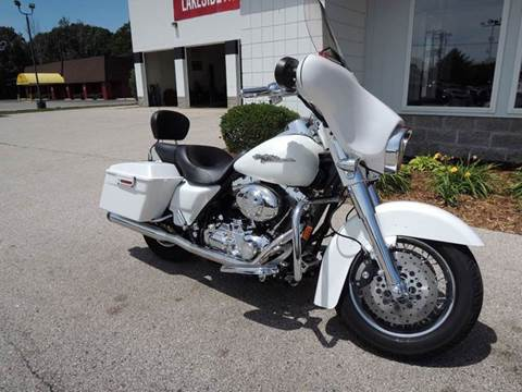2008 Harley Davidson Street Glide For Sale In Nunica Mi
