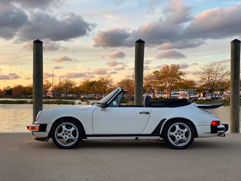 1987 Porsche 911 for sale in Nunica, MI