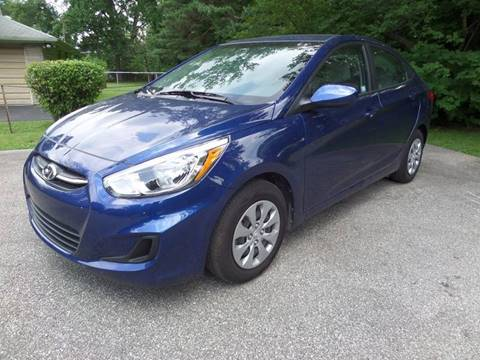 2017 Hyundai Accent for sale in Bloomington, IN