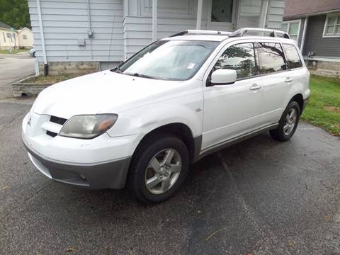 2003 Mitsubishi Outlander for sale in Bloomington, IN