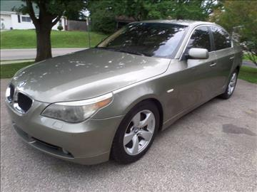 2005 BMW 5 Series for sale in Bloomington, IN