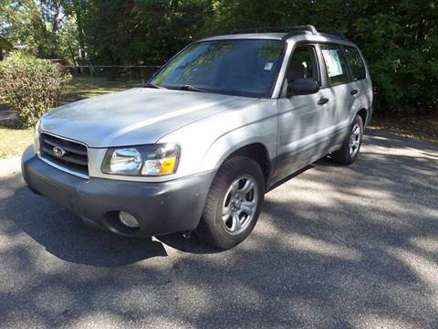 2003 Subaru Forester for sale in Bloomington, IN