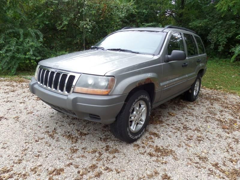 2002 Jeep Grand Cherokee 4dr Laredo 4WD SUV   Bloomington IN