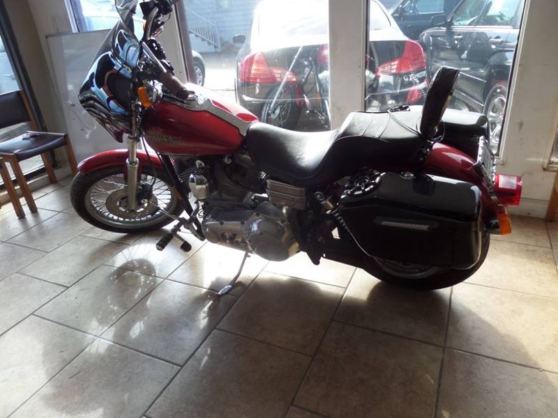1999 Harley Davidson Fxd In Bloomington In Wheels Auto Sales