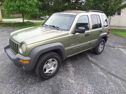 2003 Jeep Liberty for sale in Bloomington, IN