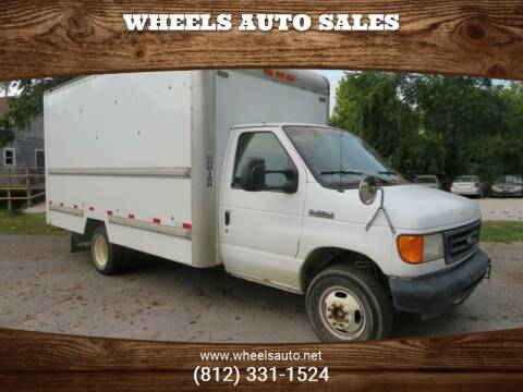 2007 Ford E-Series Chassis E-350 SD