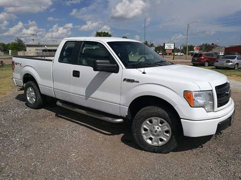 2013 Ford F-150 for sale in Dighton, KS